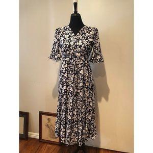 OAK + FORT Maxi-Dress OS